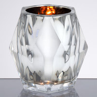 Sterno Products 80518 Classic Elegance 3 1/2 inch Sterling Votive