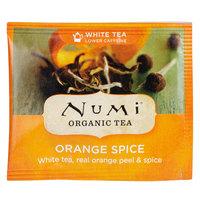 Numi Organic Orange Spice Tea Bags - 100/Case