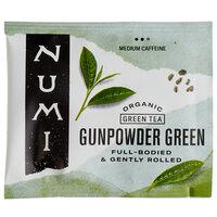 Numi Organic Gunpowder Green Tea Bags - 100/Case