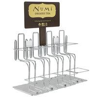 Numi 4 Over 4 Tea Display Rack / Merchandiser