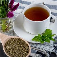 Numi Organic Moroccan Mint Loose Leaf Tea 1 lb. Bag