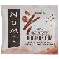 Numi Organic Rooibos Chai Tea Bags - 100/Case