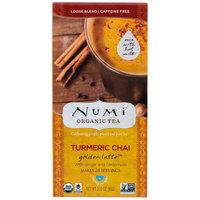 Numi Organic 2.12 oz. Golden Latte Turmeric Chai