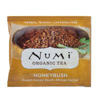 Numi Organic Honeybush Tea Bags - 100/Case