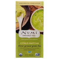 Numi 1.06 oz. (30 g) Organic Citrus Matcha Loose Powdered Tea