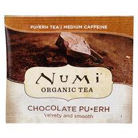 Numi Organic Chocolate Pu-Erh Tea Bags - 100/Case