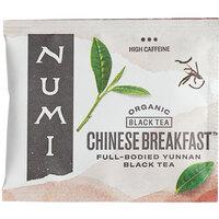 Numi Organic Chinese Breakfast Tea Bags - 100/Case