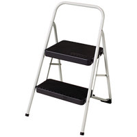 Cosco 11135CLGG1 Cool Gray Two-Step Folding Step Stool