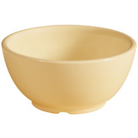 GET B-45-SQ Diamond Harvest 10 oz. Squash Melamine Bowl - 24/Case