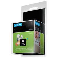 DYMO 1738541 LabelWriter 1 inch x 2 1/8 inch White Multipurpose Label Roll - 500/Roll