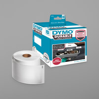DYMO 1976414 LabelWriter 2 5/16 inch x 4 inch White Self-Adhesive Durable Label