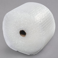 Sealed Air 48561 Bubble Wrap 5/16 inch Thick Recycled Cushioning Material - 12 inch x 100'