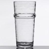 Libbey 92432 Infinium Wake 16 oz. Stackable Tritan Plastic Cooler Glass - 12/Case