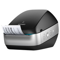 DYMO 2002150 LabelWriter Black Wireless Label Printer