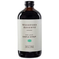 Woodford Reserve 16 fl. oz. Mint Julep Simple Syrup