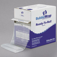 Packing Peanuts and Bubble Wrap