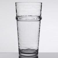 Libbey 92433 Infinium Wake 20 oz. Stackable Tritan Plastic Cooler Glass - 12/Case