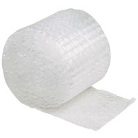 Sealed Air 15989 Bubble Wrap 1/2 inch Thick Cushioning Material - 12 inch x 30'