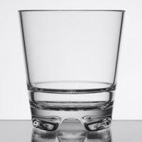 Libbey 92402 Infinium 8 oz. Stackable Tritan Plastic Rocks Glass - 12/Case