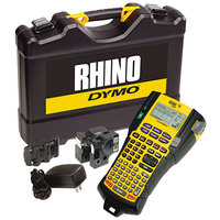 DYMO 1756589 Rhino 5200 Industrial Label Maker Kit