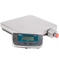Edlund EPZ-5F 5000 g. Stainless Steel Metric Digital Pizza Scale with Front Tare