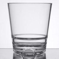 Libbey 92403 Infinium 10 oz. Stackable Tritan Plastic Rocks Glass - 12/Case