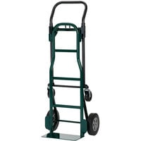 Harper JDCSA8543 4-in-1 700 lb. Quick Change Hand Truck with 8 inch Solid Rubber Wheels