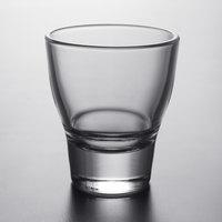 Arcoroc N0529 Urbane 3.5 oz. Stackable Whiskey / Shot Glass by Arc Cardinal - 12/Case