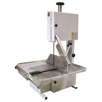 19 3/4 inch x 25 1/4 inch Tabletop Vertical Band Saw with 74 inch Blade - 1/2 hp, 110V