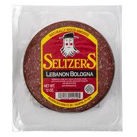 Seltzer's Lebanon Bologna 12 oz. Pack Original Bologna