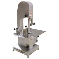 23 inch x 42 inch Tabletop Vertical Band Saw with 78 3/4 inch Blade - 1 1/2 hp, 110V
