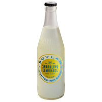 Boylan Bottling Co. 12 oz. Sparkling Lemonade 4-Pack - 6/Case