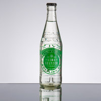 Boylan Bottling Co. 12 oz. Lime Seltzer 4-Pack - 6/Case