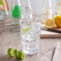 Boylan Bottling Co. 12 oz. Lime Seltzer 4-Pack - 6/Case