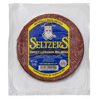 Seltzer's Lebanon Bologna 12 oz. Pack Sliced Sweet Bologna