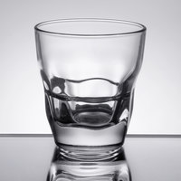 Arcoroc N0237 Triborough 8 oz. Stackable Rocks / Old Fashioned Glass by Arc Cardinal - 36/Case