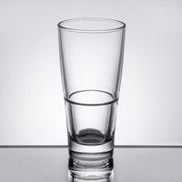 Arcoroc N0528 Urbane 14 oz. Stackable Beverage Glass by Arc Cardinal - 12/Case