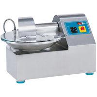 15 Liter Bowl Cutter Buffalo Chopper Food Processor - 220V, 1 Phase, 2 1/2 hp
