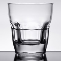 Arcoroc N0229 Triborough 10 oz. Stackable Rocks / Old Fashioned Glass by Arc Cardinal - 36/Case