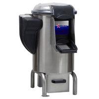 Fama 22 lb. Potato Peeler with Floor Water Discharge - 115V, 0.75 hp