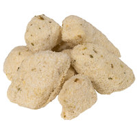 York Valley Cheese Company 2.5 lb. Bag Spicy Jalapeno Battered Squeeky Cheese Curds - 6/Case