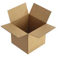 12 inch x 9 inch x 6 inch Kraft Shipping Box - 25/Bundle