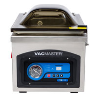 ARY VacMaster VP210 Chamber Tabletop Vacuum Packaging Machine with 10 1/4 inch Seal Bar