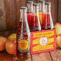 Boylan Bottling Co. 12 oz. Sparkling Cider 4-Pack   - 6/Case