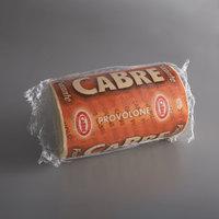 CaBre Aged Provolone Piccante Cheese 10 lb. Solid Block