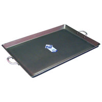 23 5/8 inch x 15 3/4 inch Non-Stick Portable Griddle