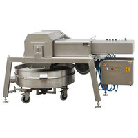 Cavecchi Heavy Duty Oversized 20 hp Industrial Hydraulic Cheese Grater - 14.92 kW