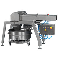 Cavecchi Heavy Duty 5.5 hp Industrial Hydraulic Cheese Grater - 4.10 kW