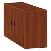 HON 107291CO 10700 Series 36 inch x 20 inch x 29 1/2 inch Cognac Locking Storage Cabinet