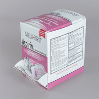 Medi-First 80548 Aspirin Tablets   - 250/Box